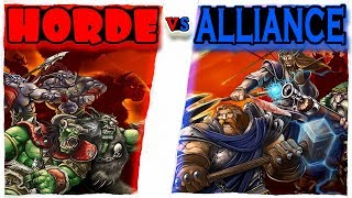 Warcraft 3 | Custom | Horde vs Alliance #3