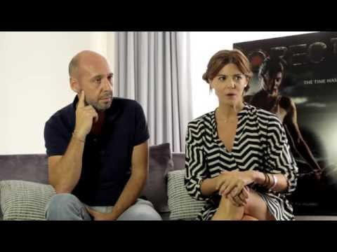 TIFF 14: Jaume Balaguero & Manuela Velasco on [REC]4 Interview