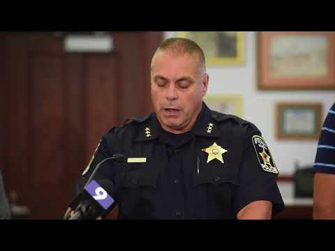Grayslake police chief gives an update on Tuesday's house fire