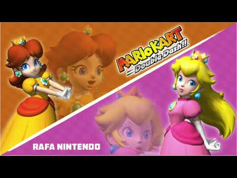 Mario Kart: Double Dash!! Peach & Daisy Voice