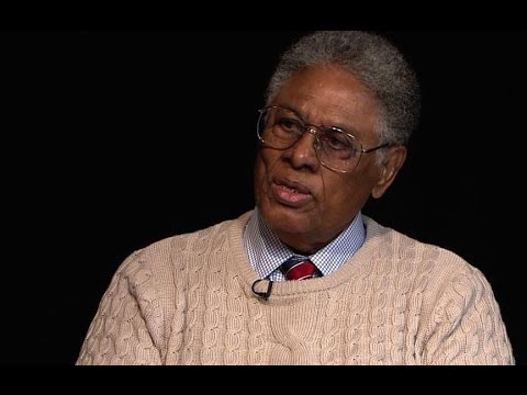 Thomas Sowell - Incentives for Ethnic Division on Campus