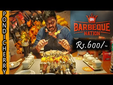 Unlimited Barbeques @ Rs600/- 🍗🍗