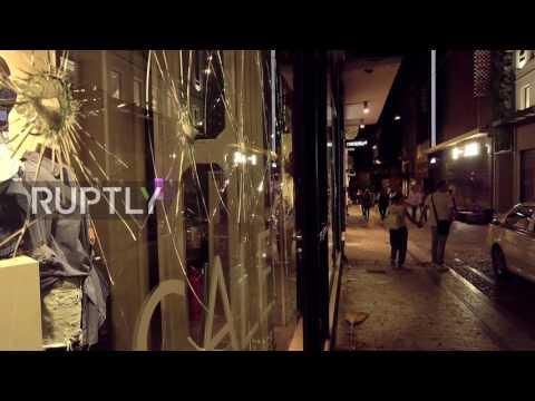 Greece: Clashes in Athens as court rejects suspension of 'anarchist' Irianna's prison sentence