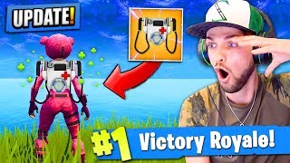 NEW *LEAKED* BACKPACKS in Fortnite: Battle Royale! (HUGE UPDATE)