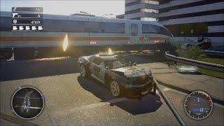Zug mit 10.000 km/h ! Alarm für Cobra 11 Das Syndikat