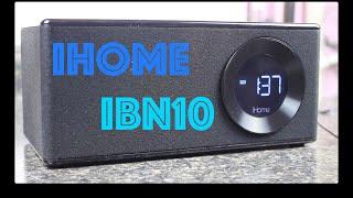 iHome iBN10 Studio 4 Speakers