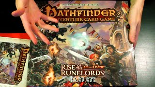 Basics of the Pathfinder Adventure Card Game (Day 1766 - 9/25/14)