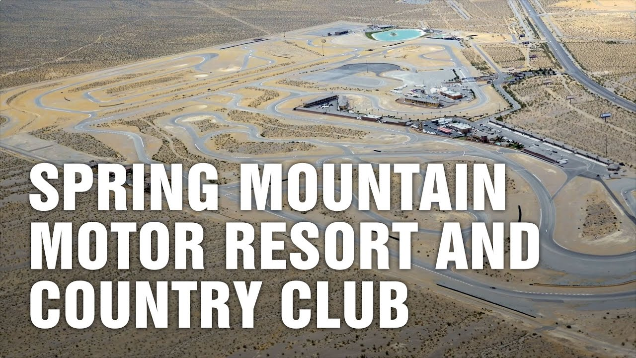 spring mountain motor resort & country club (motorz tv) - youtube