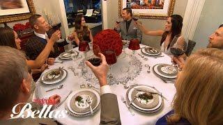 Brie spricht einen Toast aus und akzeptiert die Macken ihrer Familie: Total Divas, 26. Oktober 2016