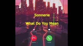 Sonnerie what do you mean mp3 pour telephone | sonnerietelephone.net