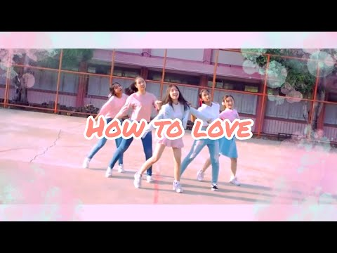 How To Love  - Ally (ft.Gray ) l cover dance by Aileen