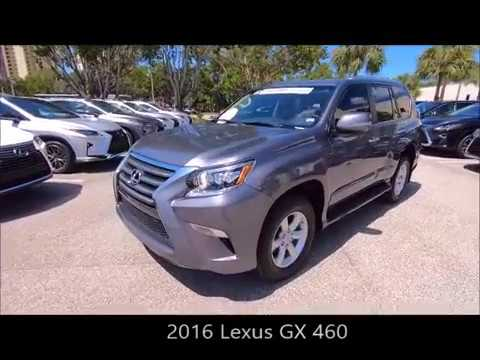 Used 2016 Lexus GX 460 Near Fort Myers and Estero
