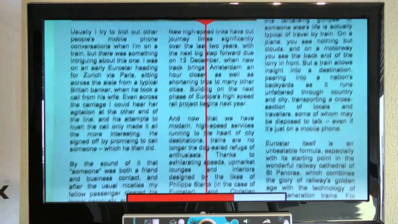 Vocatex Product Video - The new intelligent read aloud video magnifier