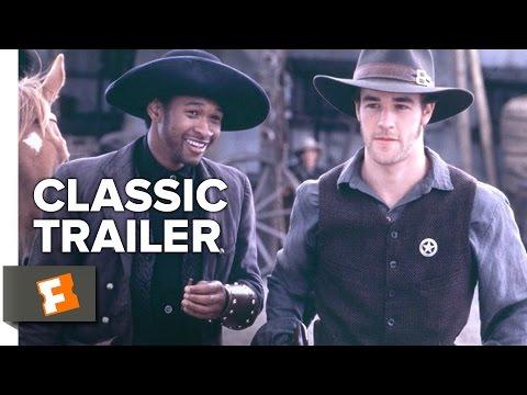 Texas Rangers (2001) Official Trailer - James Van Der Beek, Ashton Kutcher Western Movie HD