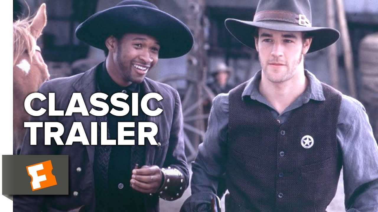 Download Texas Rangers (2001) Official Trailer - James Van Der Beek, Ashton Kutcher Western Movie HD