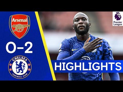 Arsenal 0-2 Chelsea |  Lukaku is back with a bang!  🔥 |  Reflexes
