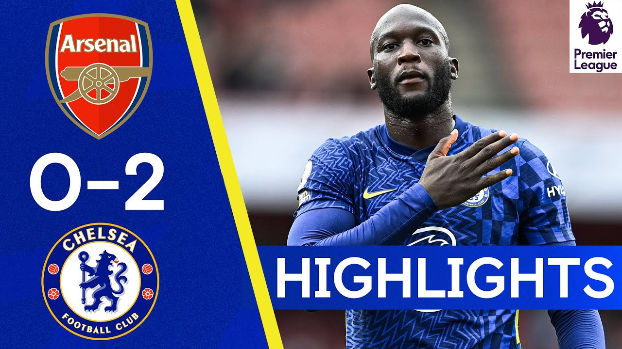 Download Arsenal 0-2 Chelsea | Lukaku is back with a bang! 🔥 | Highlights