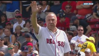 Jerry Remy Honored By Red Sox Nation For 30 Years Of Broadcasting