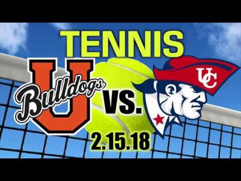 University of the Cumberlands - Men's & Women's Tennis vs. Union College 2018