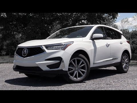2020 Acura RDX: Review