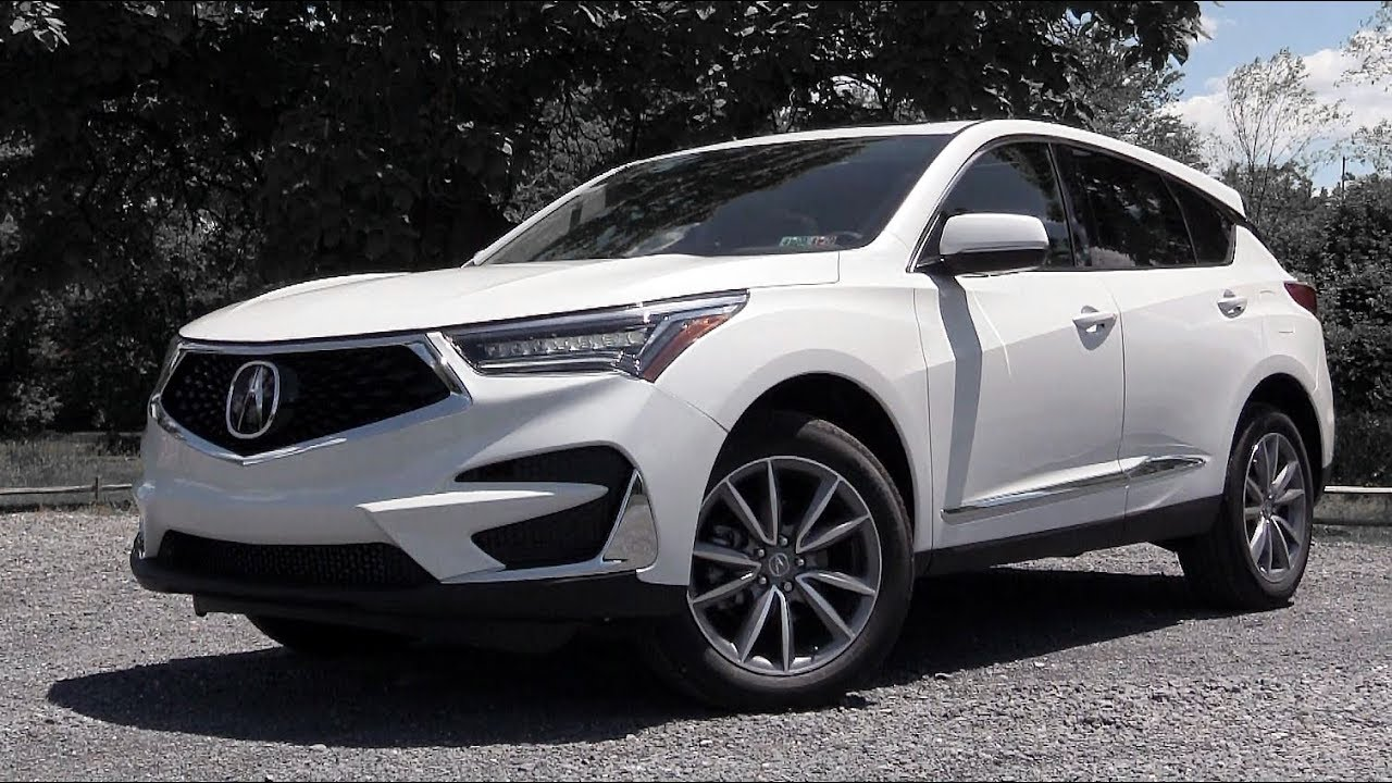 2020 Rdx Review.2020 Acura Rdx Review