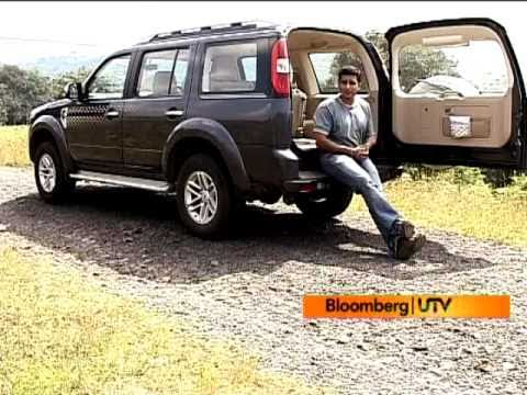 The Autocar India Show - Ford Endeavour