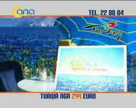 Pushimet Ne Turqi - Ana Travel