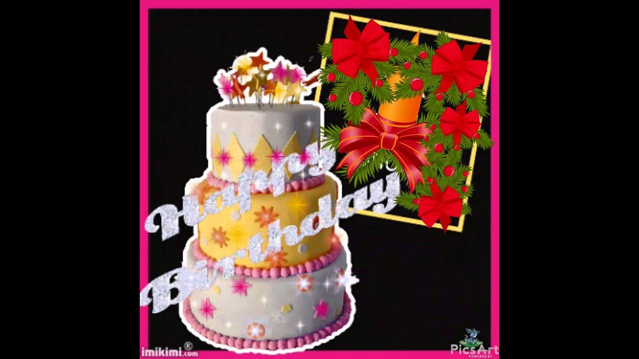 Happy Birthday Mami Cake Pic