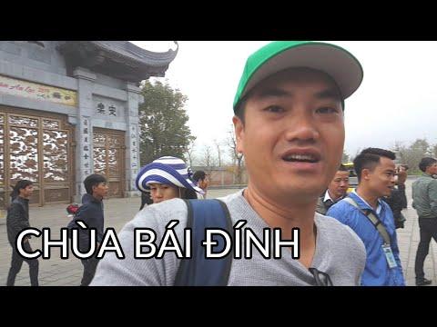 Mùng 8 Tết đi chùa Bái Đính Ninh Bình hết bao nhiêu tiền #hnp