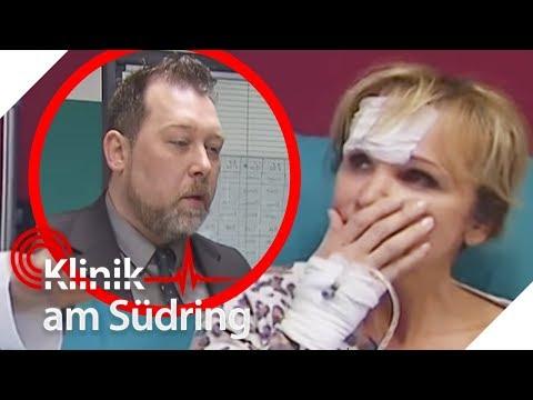 'Meine Frau ist ein Loser!': Arzt schmeißt grausamen Ehemann raus! | Klinik am Südring | SAT.1 TV