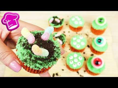 regenbogen cupcakes backen bunte cupcakes wundersch n doovi. Black Bedroom Furniture Sets. Home Design Ideas
