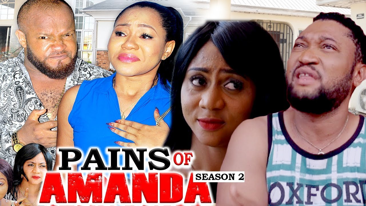 Download PAINS OF AMANDA 2 - LATEST NIGERIAN NOLLYWOOD MOVIES - TRENDING NOLLYWOOD MOVIES