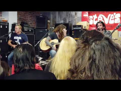 The Dead Daisies Live At Steve's Music Store Montreal 2018