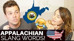 🇬🇧Brits Guess Appalachian Slang! 🇺🇸| American vs British