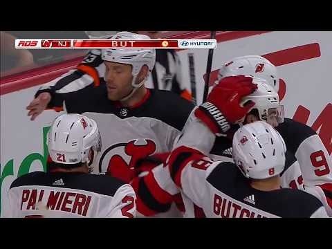 Nico Hischier Highlights: All Goals And Assists In Preseason 2017