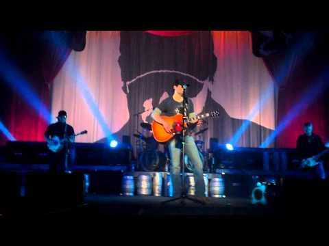 Eric Church - Country Music Jesus (show opener)