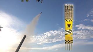 Black Cat Pound Rocket Review