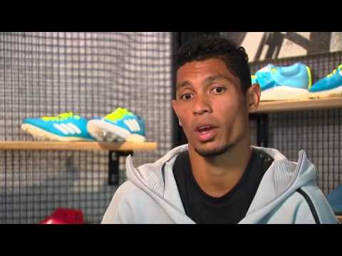 Wayde Van Niekerk is ready to be the next Usain Bolt