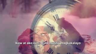 TJ Monterde - Ikaw at Ako (Acoustic) with lyrics