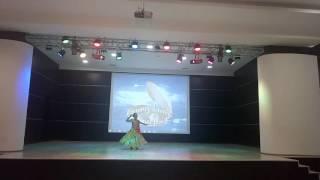 "Mere Sapno Ke Rajkumar. Мария Емец. Indian dance groop ""Djaya""/Школа восточного танца ""Джая"""