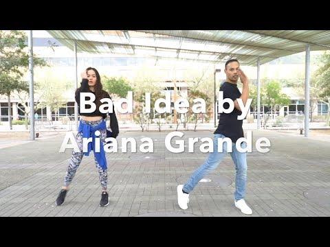 Bad Idea - Ariana Grande   Dance Choreography by Carlton Thompson