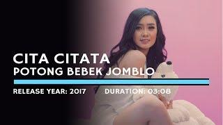 Gambar cover Cita Citata - Potong Bebek Jomblo (Lyric)
