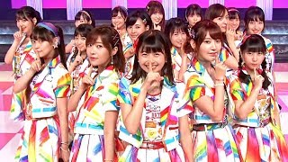 "2017.08.14 ON AIR / Full HD (1920x1080p), 60fps HKT48 10th Single ""..."
