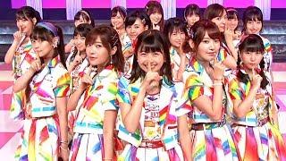 【Full HD 60fps】 HKT48 キスは待つしかないのでしょうか?(2017.08.14)