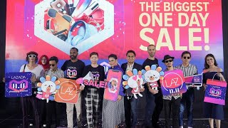 Lazada Malaysia - Launch 11.11 Shopping Festival & Lazada 11.11 Super Show With Celebrity 29/10/2018