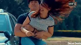 قصة حب تايلندية من مسلسل لعبتي مع اغنية تركية اتجنن