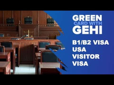 B1/B2 US visa   USA Visitor Visa (B2 Visa)   Applying for a Business (B-1) Visa