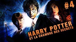 Harry Potter et la Chambre des Secrets | Let's Play #4 : Quidditch !!