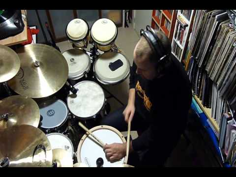 KINGSTON TOWN Drum Cover