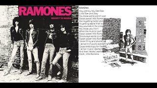Ramones - Ramona | Lyrics & Subtitulos en Español